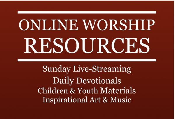 Online Worship Resources