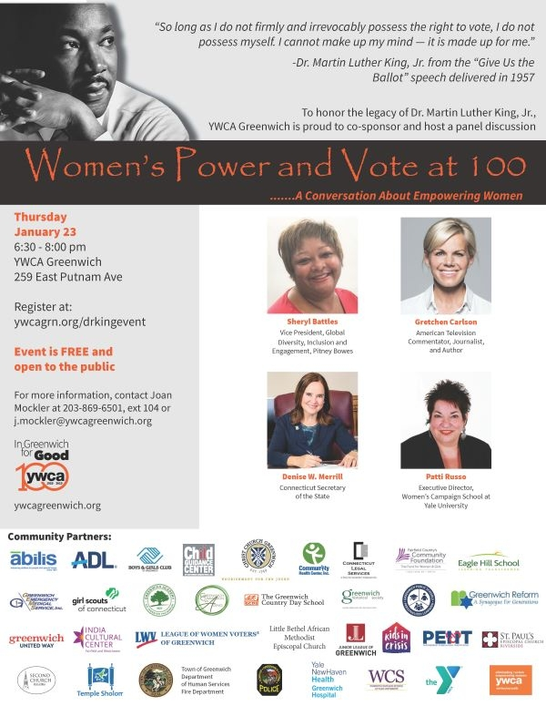 Women's Power and Vote at 100
