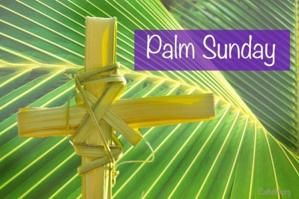Palm Sunday Worship Service this Sunday at 10:15 am live on YouTube