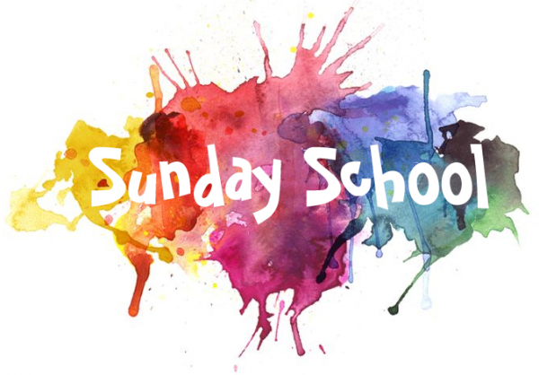 Sunday School Starts This Week  at 10 am